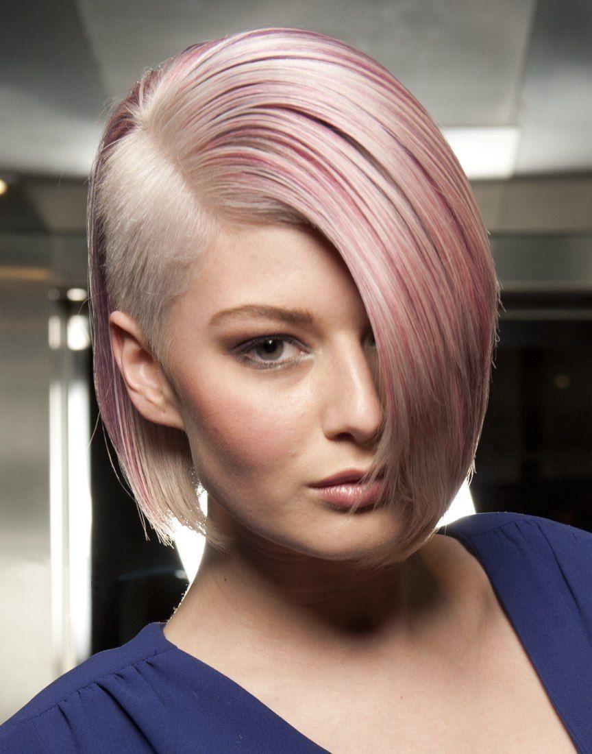 Shaved Undercut Hairstyle  Celebrity Trend – 12 amazingly feminine side shaved