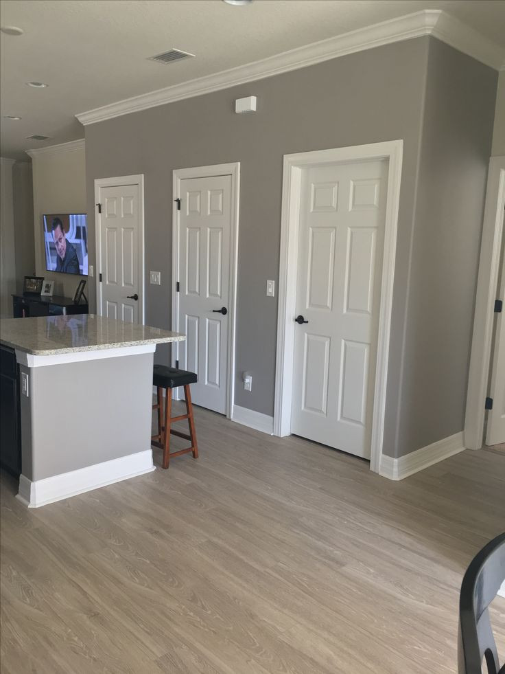Best ideas about Sherwin Williams Paint Colors Gray . Save or Pin Sherwin Williams Functional Gray Bing images Now.
