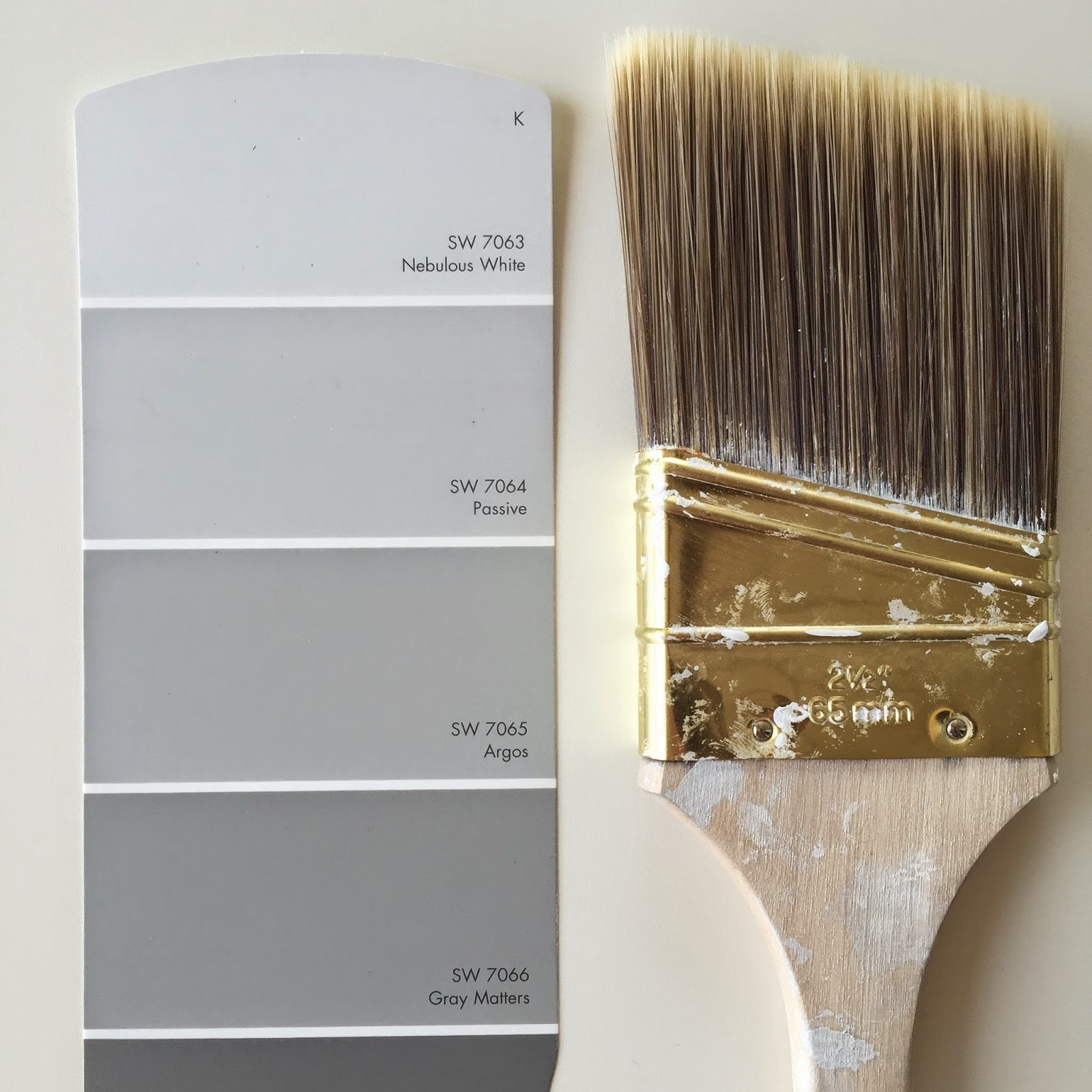 Best ideas about Sherwin Williams Paint Colors Gray . Save or Pin The PERFECT Shade of Gray Paint Now.