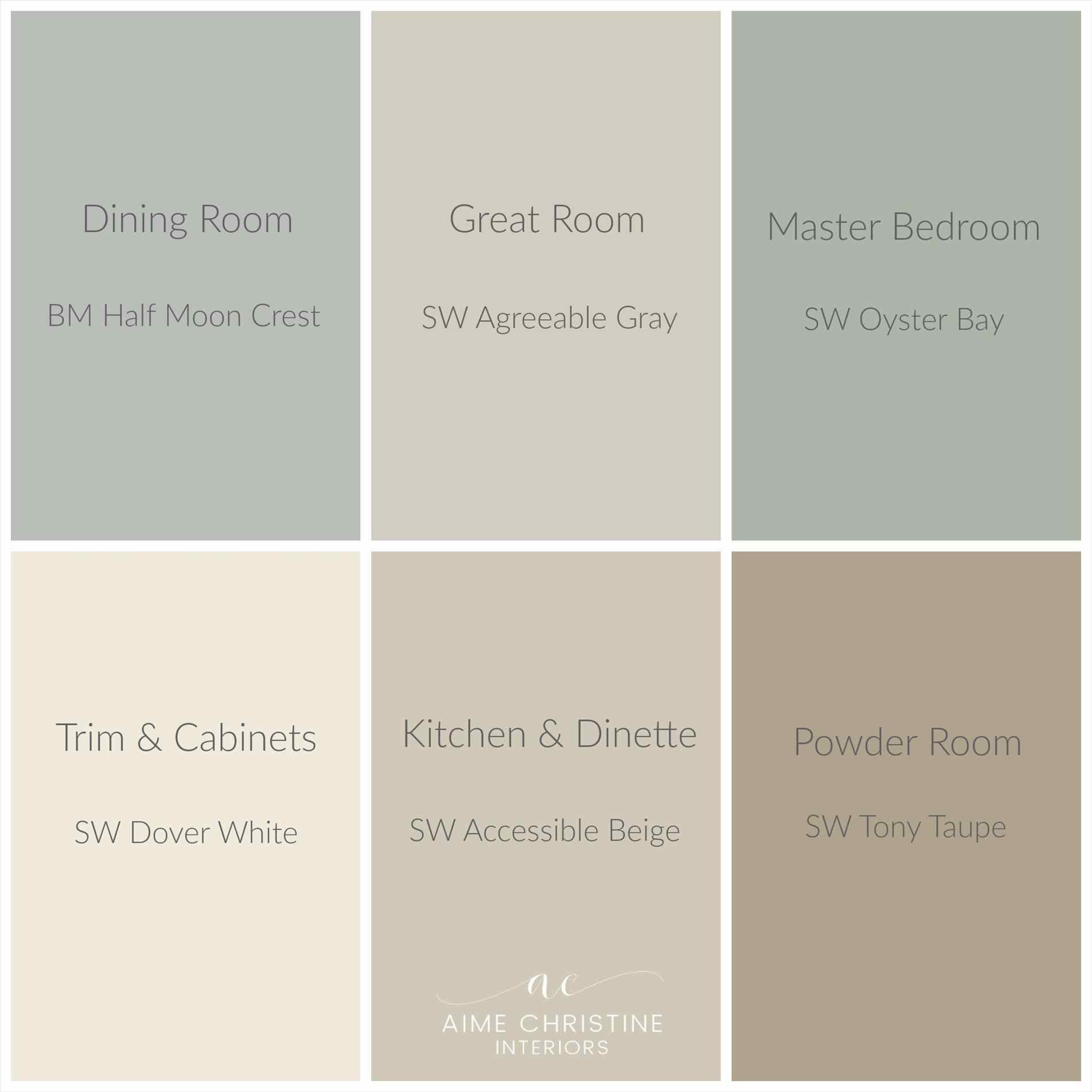 Best ideas about Sherwin Williams Paint Colors Gray . Save or Pin The Collection of Neutral farmhouse colors sherwin Now.
