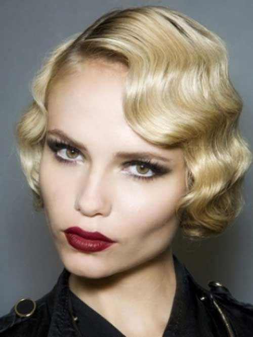Best ideas about Short 50S Hairstyles . Save or Pin 50s Hairstyles Ideas To Look Classically Beautiful Now.