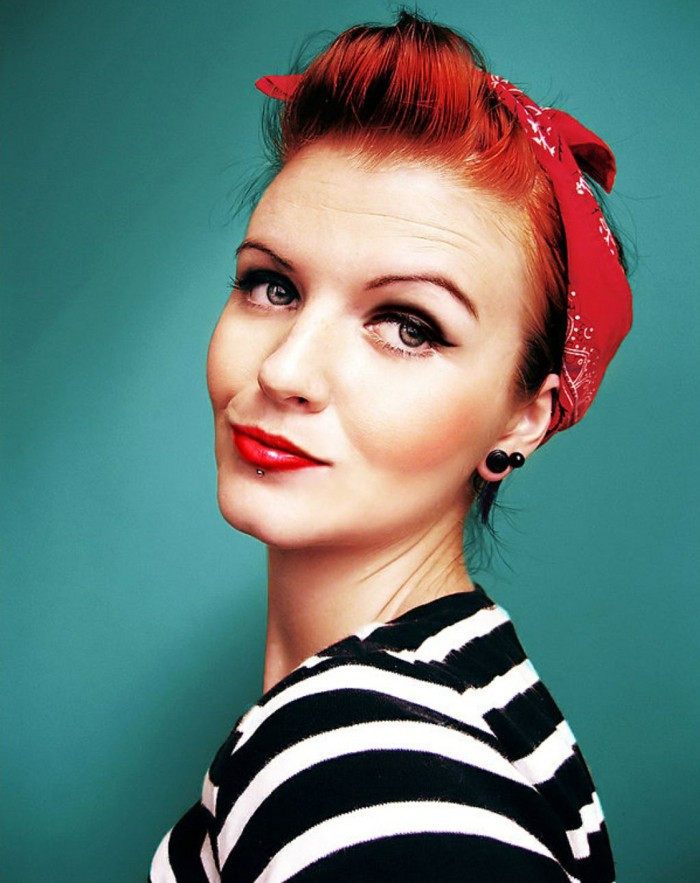 Best ideas about Short 50S Hairstyles . Save or Pin 40 Short Rockabilly Hairstyles For Women And Men Now.