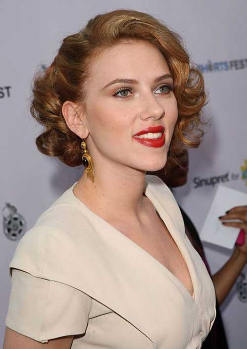 Best ideas about Short 50S Hairstyles . Save or Pin 10 50s Hairstyles For Short Hair Now.