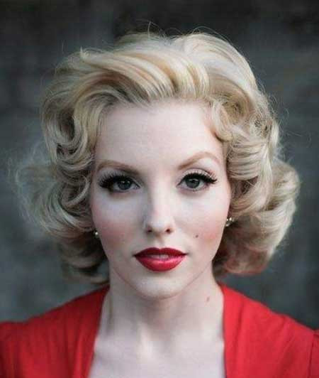 Best ideas about Short 50S Hairstyles . Save or Pin Vintage Hairstyles Short Hair Now.