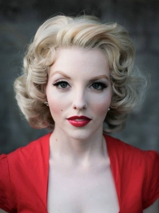 Best ideas about Short 50S Hairstyles . Save or Pin 50s Hairstyles Ideas To Look Classically Beautiful The Now.