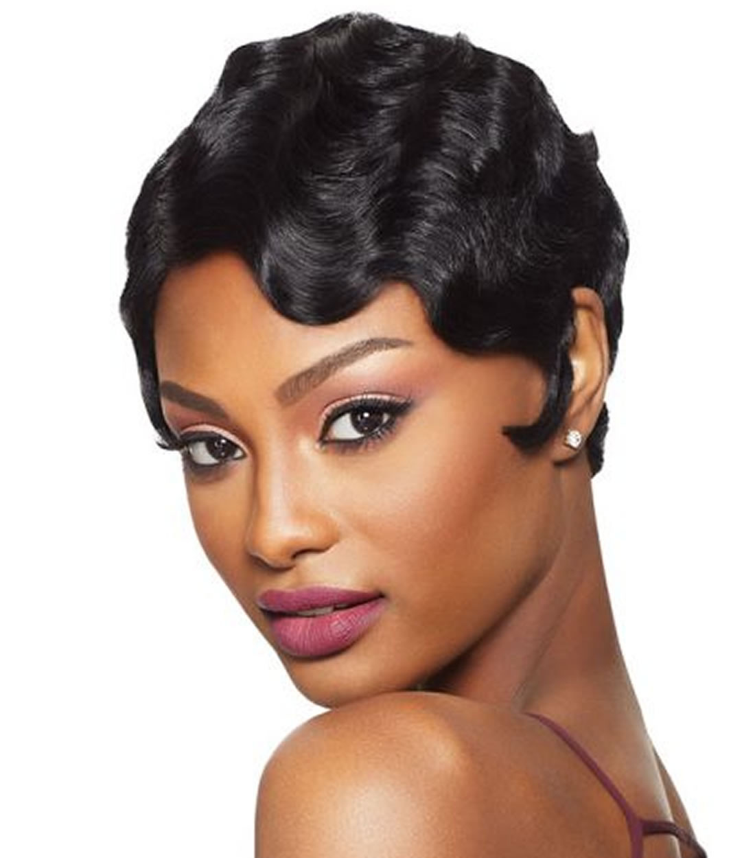 Best ideas about Short African American Hairstyles 2019 . Save or Pin 32 Exquisite African American Short Haircuts and Now.