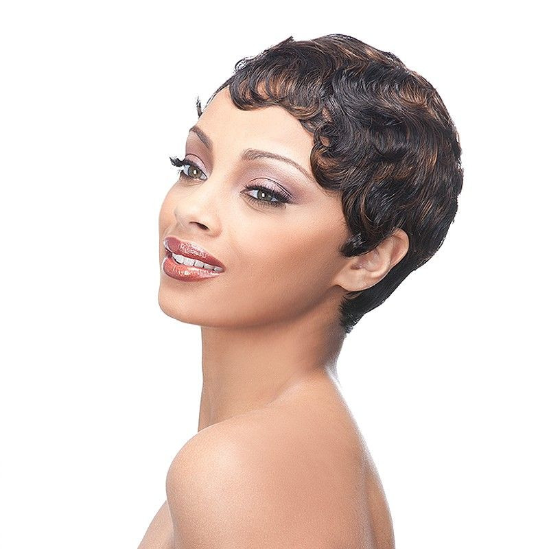 Short Black Hairstyle Wigs  Trendy short wigs for black women viola wig by apexhairs
