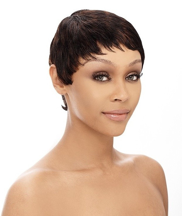 Short Black Hairstyle Wigs  SHORT WIG HAIRSTYLES FOR BLACK WOMEN