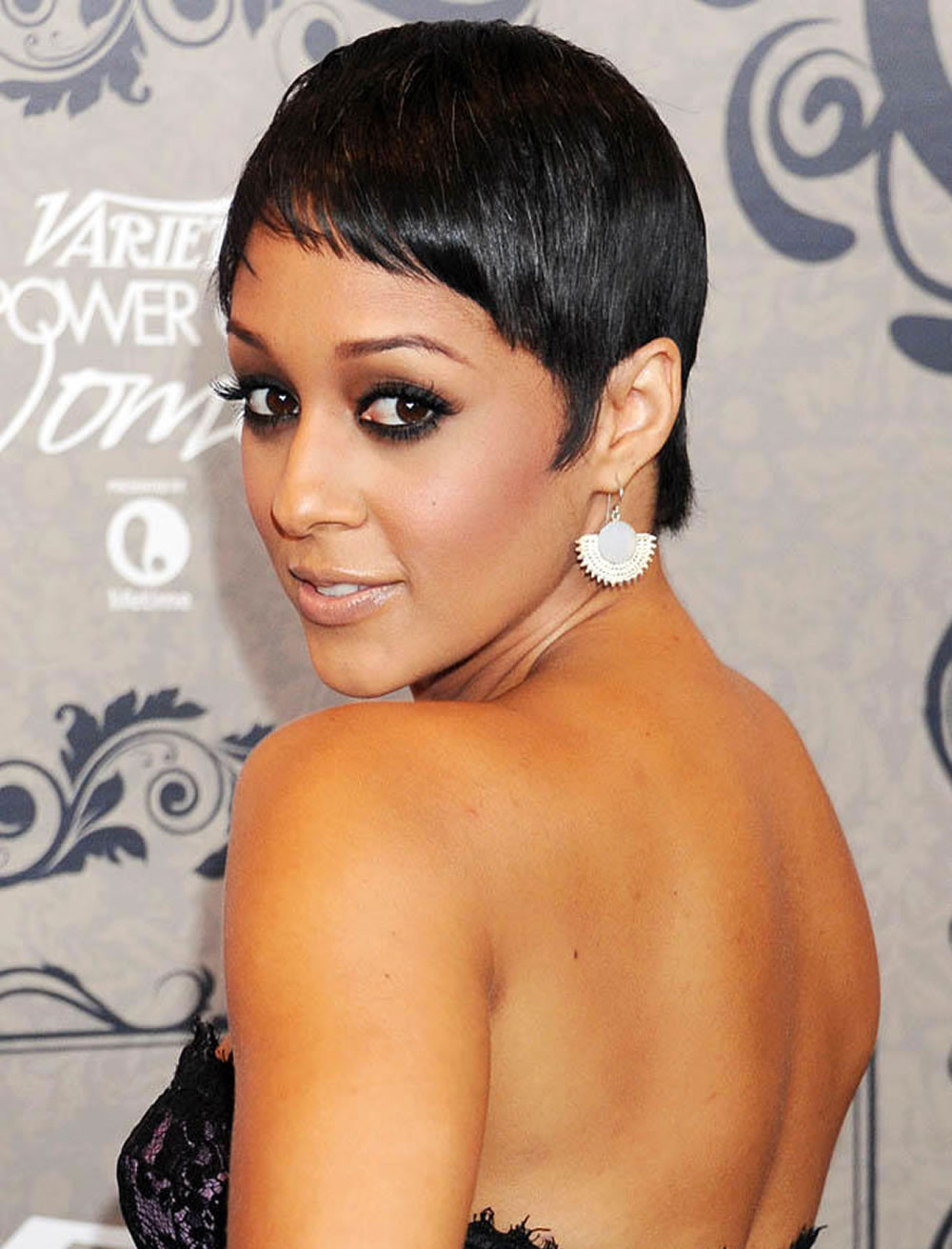 Short Black Hairstyles For 2019  Pixie Short Hairstyles for Black Women 2018 2019 – HAIRSTYLES
