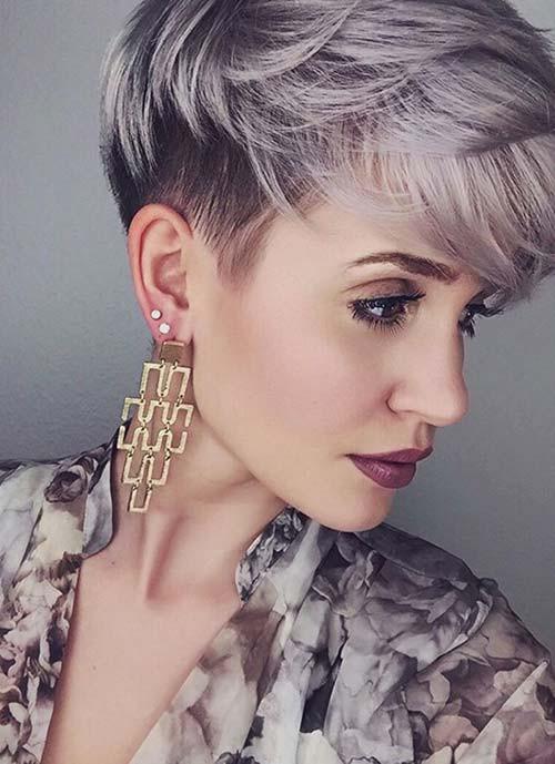 Short Boy Haircuts For Girls  Short Boy Cuts For Females Best Short Hair Styles