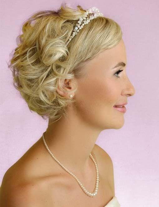 Short Bridesmaid Hairstyles  Bridesmaid Hairstyles for Short Hair PoPular Haircuts