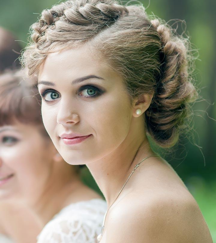 Short Bridesmaid Hairstyles  Bridesmaid Hairstyles Short Hair Best Short Hair Styles