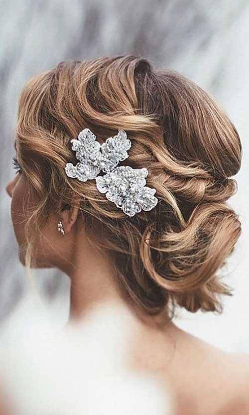 Short Bridesmaids Hairstyles  25 Bridesmaids Hairstyles for Long Hair Long Hairstyles