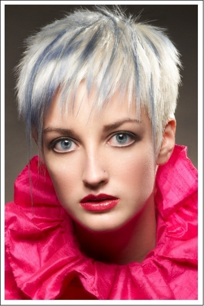 Best ideas about Short Gray Hairstyles . Save or Pin Hairstyles For Gray Hair Pinterest Gray Hair Short Now.
