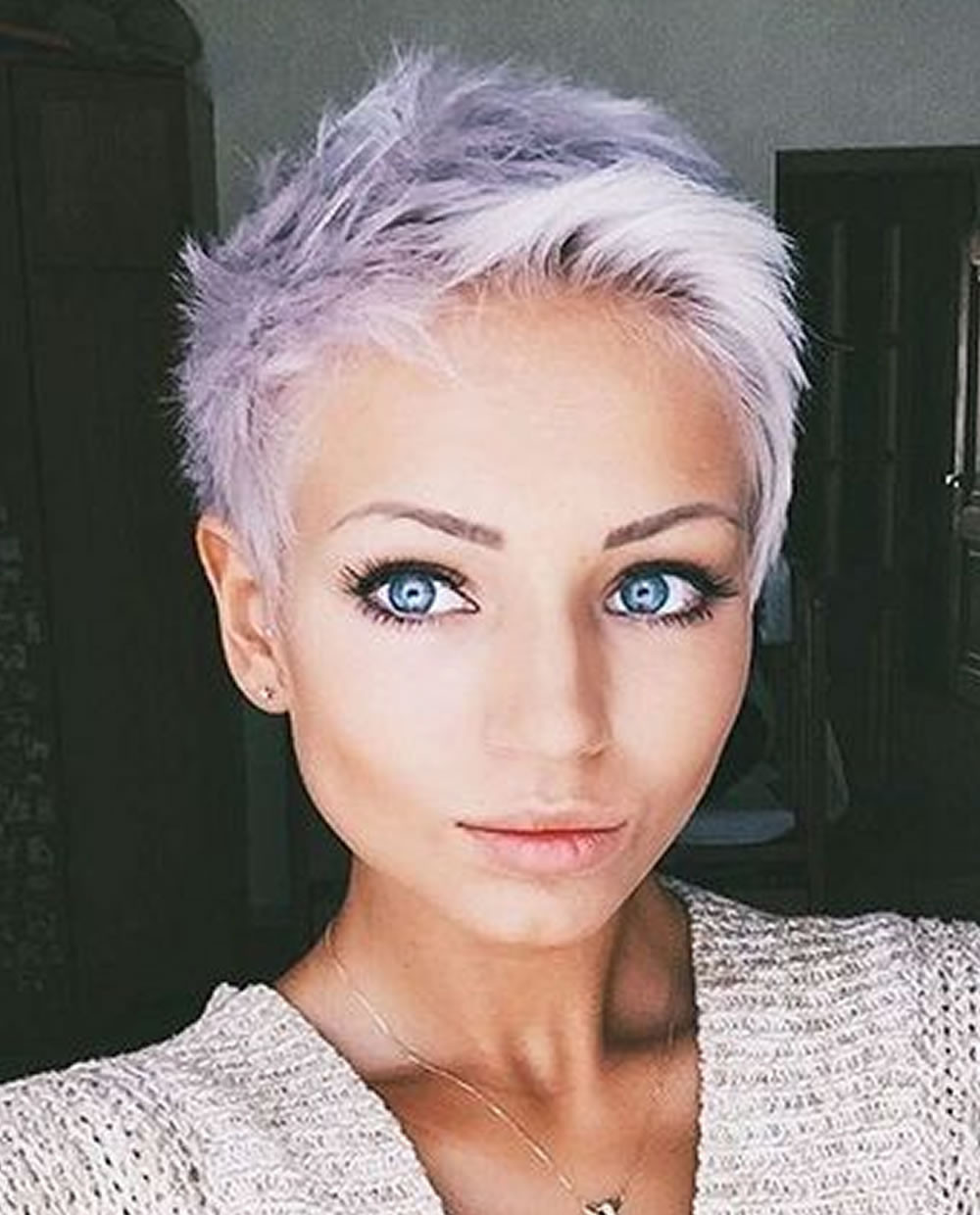 Best ideas about Short Gray Hairstyles . Save or Pin Gray Hair Colors for Short Hair – Pixie and Bob Hairstyles Now.