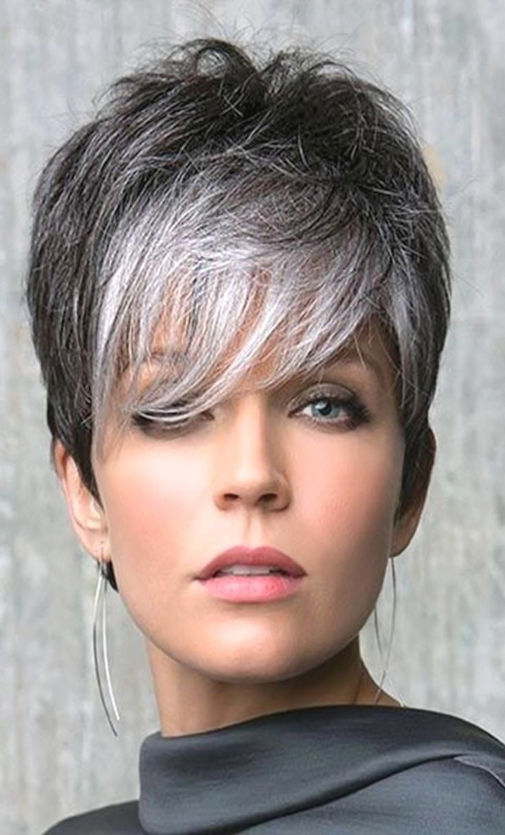 Best ideas about Short Gray Hairstyles . Save or Pin Short Curly Grey Hairstyles Now.