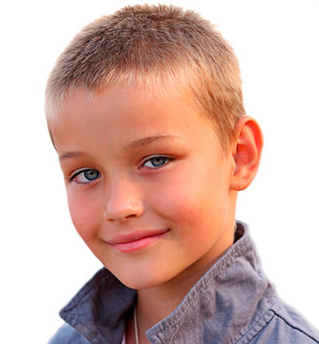 Short Haircuts For Boys  Boys' haircuts for all the times