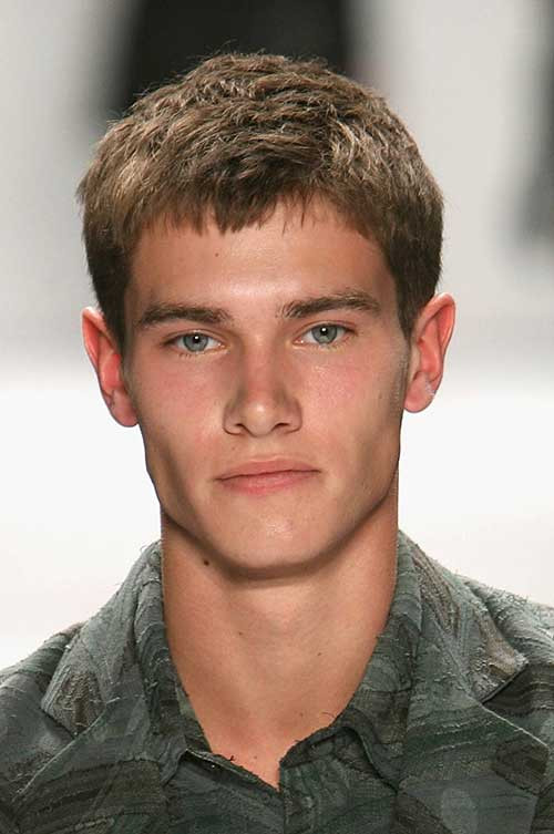 Short Haircuts For Boys  15 Hairstyles For Short Hair Men