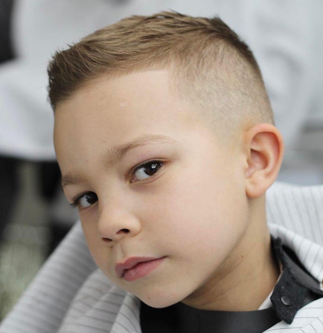 Short Haircuts For Boys  Boys Fade Haircuts