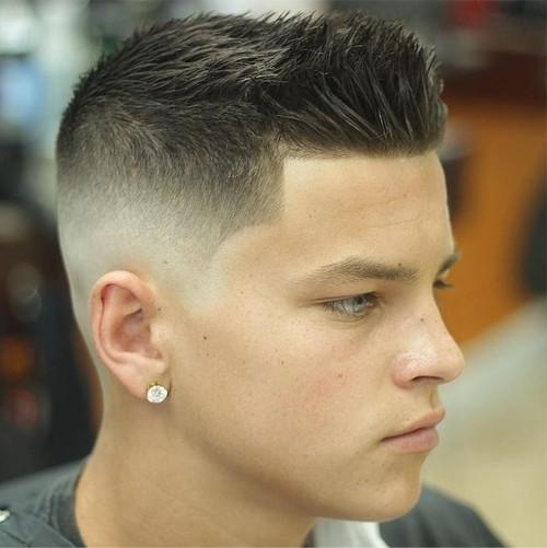 Short Haircuts For Boys  Get some interesting boys short haircuts Yasmin Fashions