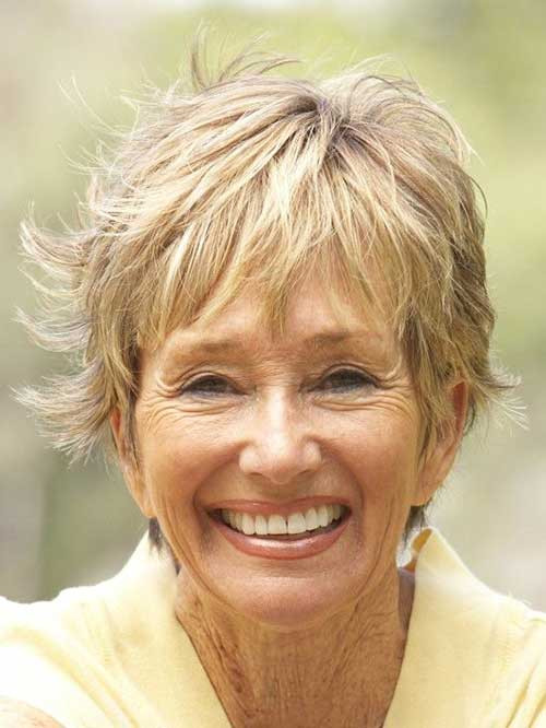 Best ideas about Short Haircuts For Over 60 . Save or Pin 20 Short Haircuts For Over 60 Now.