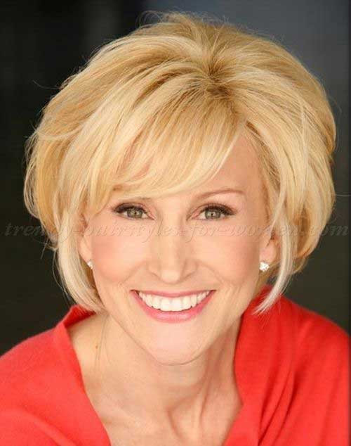 Best ideas about Short Haircuts For Over 60 . Save or Pin 15 Best Short Hair Styles for Women Over 60 Now.