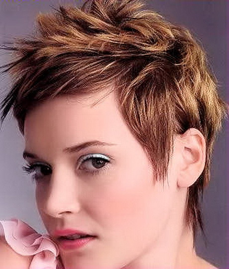 Short Haircuts For Teen Girls  Short haircuts for teenage girls
