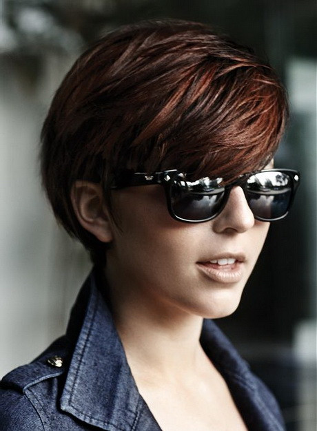Short Haircuts For Teenagers  Short hairstyles for teenagers