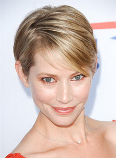 Short Haircuts For Women With Fine Hair  Short hairstyles for women with thin hair