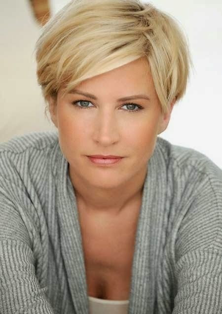 Short Haircuts For Women With Fine Hair  22 Short Hairstyles for Thin Hair Women Hairstyle Ideas