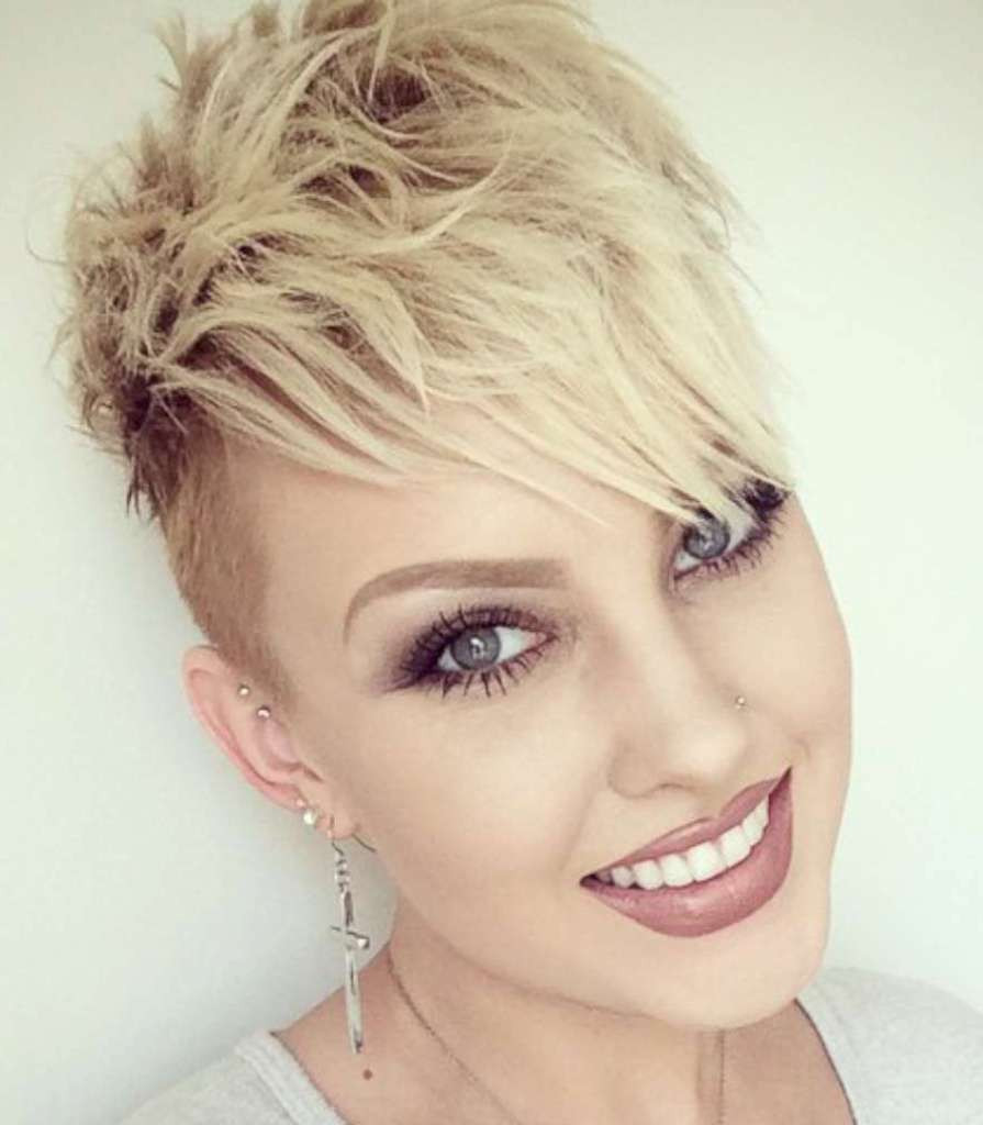 Short Haircuts For Women With Fine Hair  Short Hairstyles For Fine Hair