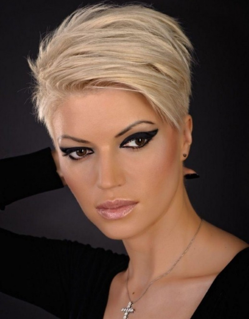Short Haircuts For Women With Fine Hair  50 Short Haircuts For Fine Hair Women s Fave HairStyles