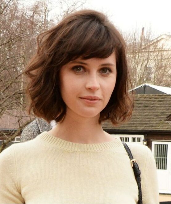 Short Haircuts With Side Bangs  12 Formal Hairstyles with Short Hair fice Haircut Ideas