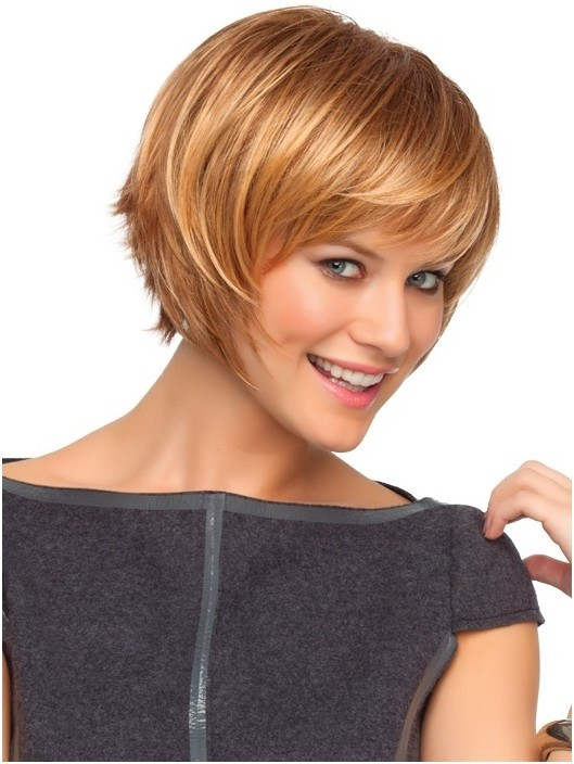 Short Haircuts With Side Bangs  28 Cute Short Hairstyles Ideas PoPular Haircuts