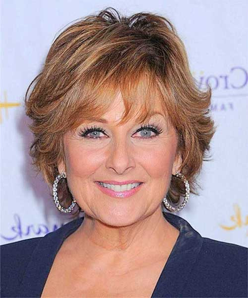Best ideas about Short Hairstyles For 50 . Save or Pin 20 Best Short Hair For Women Over 50 Now.