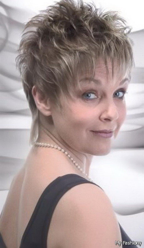 Best ideas about Short Hairstyles For 50 . Save or Pin Short haircuts for women over 50 in 2015 Now.
