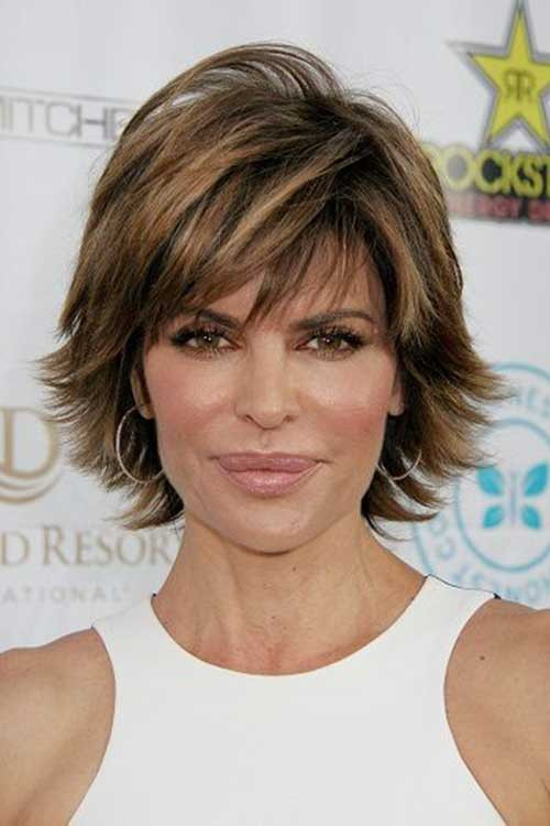 Best ideas about Short Hairstyles For 50 . Save or Pin 25 Latest Short Hair Styles For Over 50 Now.