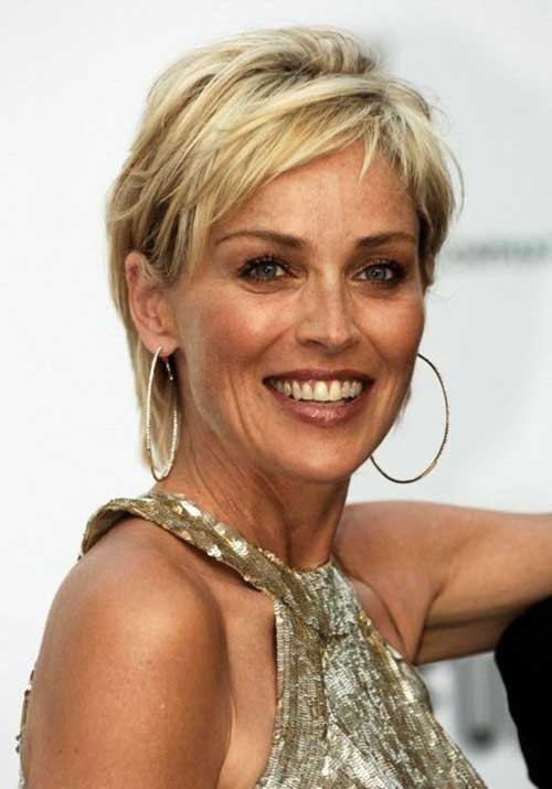 Best ideas about Short Hairstyles For 50 . Save or Pin 20 Short Hair Styles For Women Over 50 Now.