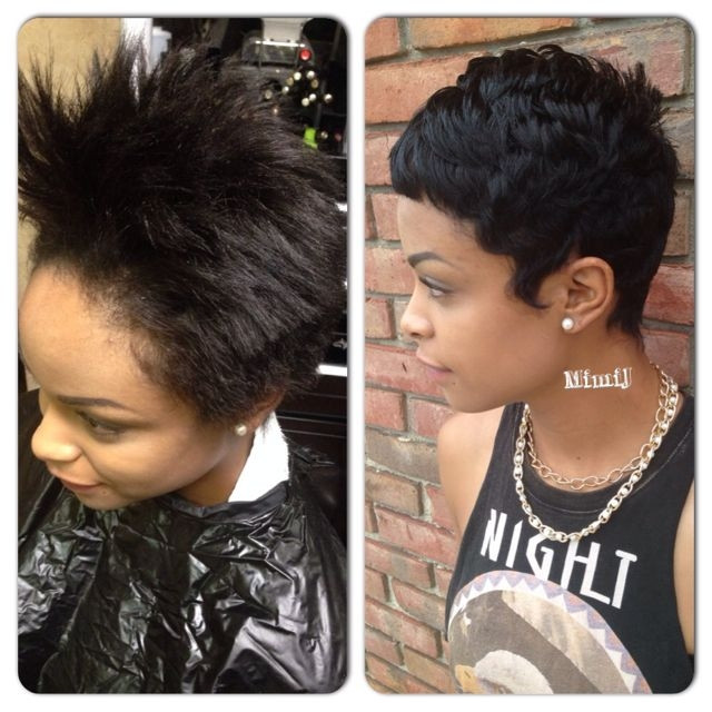 Best ideas about Short Hairstyles For Damaged Hair . Save or Pin Hairstyles For Damaged Black Hair Now.