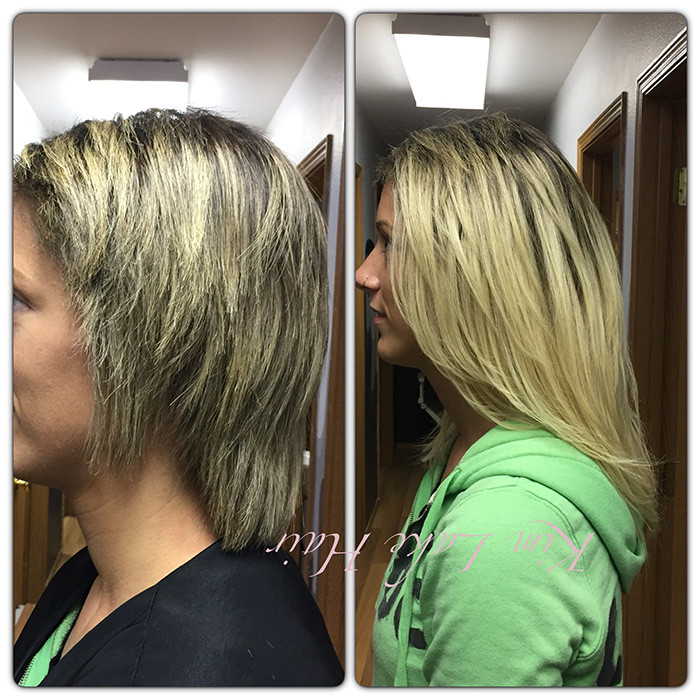 Best ideas about Short Hairstyles For Damaged Hair . Save or Pin Kim Lake Hair Extensions Salon In Federal Way Now.