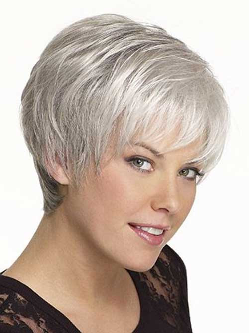 Best ideas about Short Hairstyles For Fine Straight Hair Over 60 . Save or Pin 11 Awesome And Beautiful Short Haircuts For Women Awesome 11 Now.