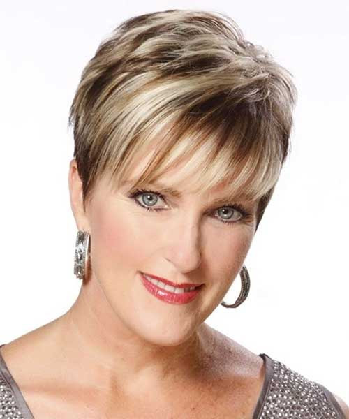 Best ideas about Short Hairstyles For Fine Straight Hair Over 60 . Save or Pin 20 Best Short Haircuts for Thin Hair Now.