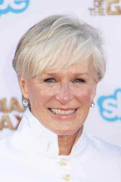 Best ideas about Short Hairstyles For Fine Straight Hair Over 60 . Save or Pin 20 Short Haircuts For Over 60 Now.