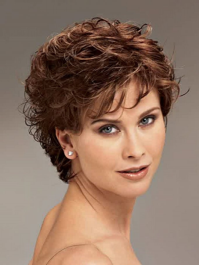 Short Hairstyles For Round Faces Over 50  Internex Posed Hairstyles For Round Faces over 50