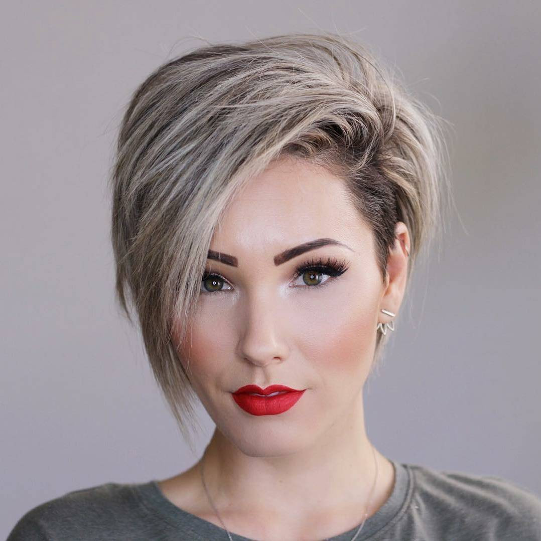 Short Hairstyles For Thick Hair 2019  10 New Short Hairstyles for Thick Hair 2019