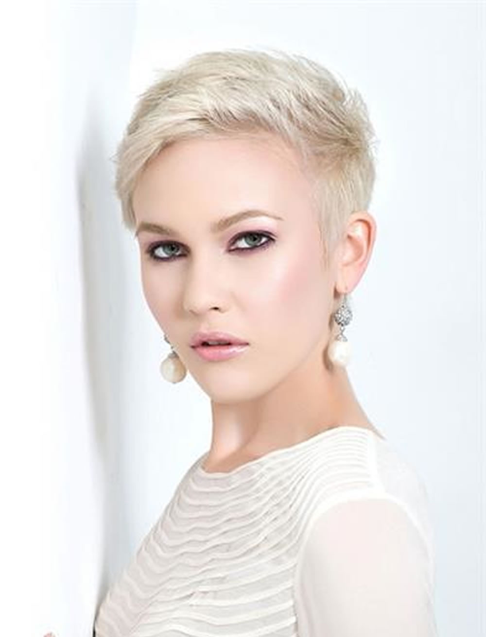 Short Hairstyles For Thick Hair 2019  Trend Pixie Haircuts for Thick Hair 2018 2019 28