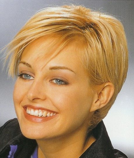 Best ideas about Short Hairstyles For Women With Fine Hair . Save or Pin Short haircuts for older women with fine hair Now.