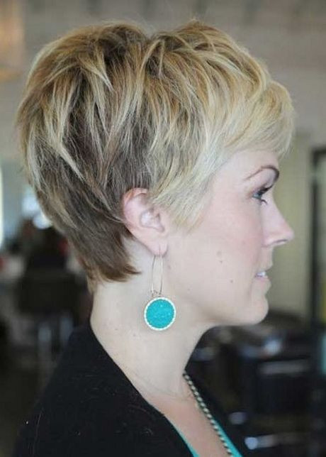 Short Hairstyles Front And Back View 2019  pixie haircuts front and back views