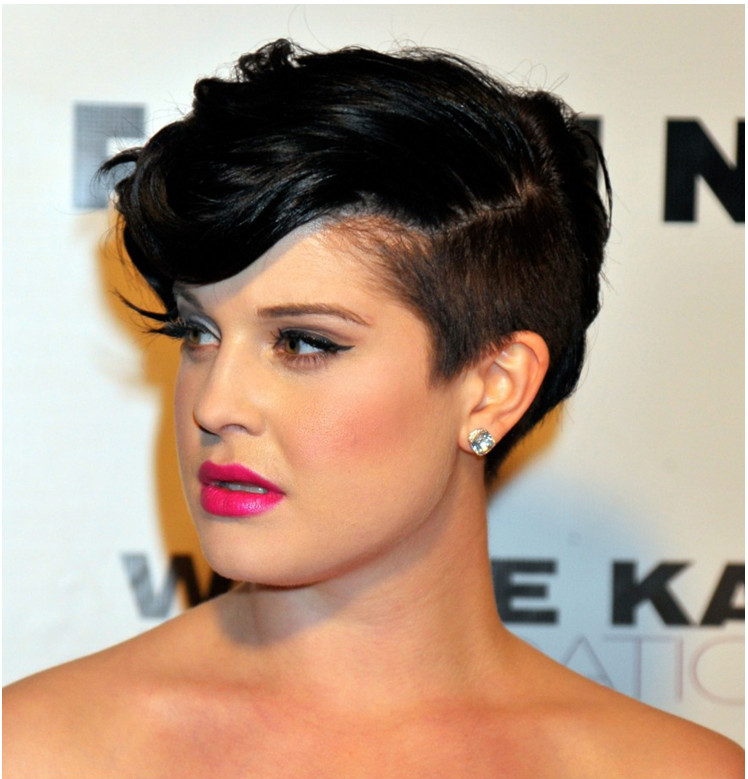 Short Hairstyles With Shaved Sides  Trendy Girl NYC Hair Trend Shaved Side