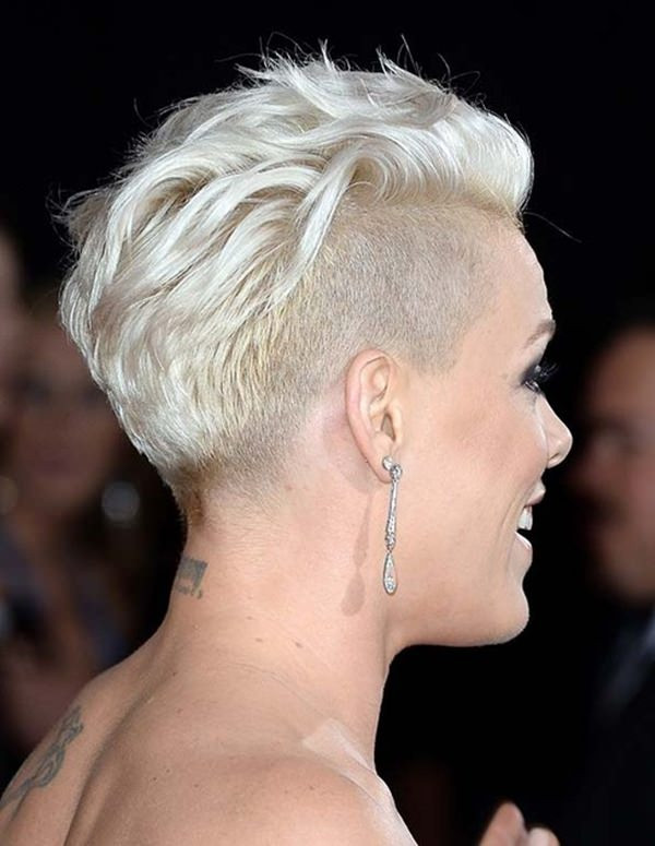 Short Hairstyles With Shaved Sides  50 Shaved Hairstyles That Will Make You Look Like a Badass